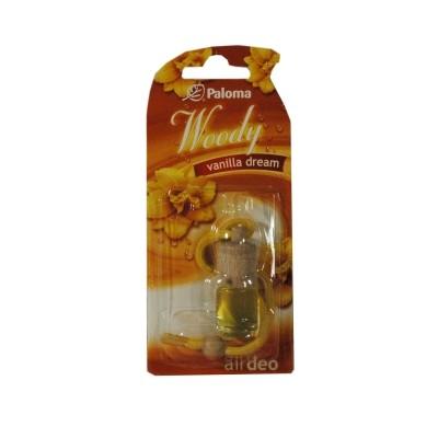 Illatosító Paloma Woody üveges Vanilla 4,5ml