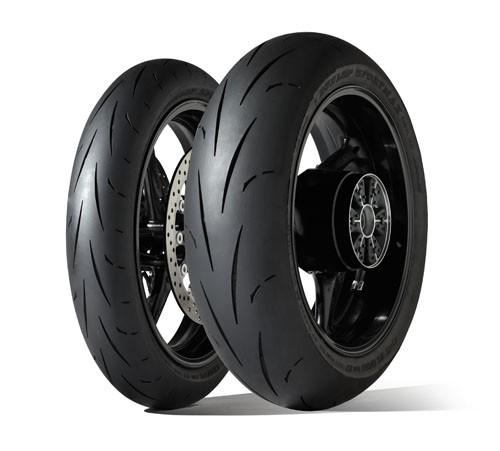Dunlop 190/55ZR17 (75W) TL SX GP RACER D211 M motorgumi