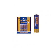 Akkumulátor tölthető CM2000AA 4dbceruza1,2V/2000mAh