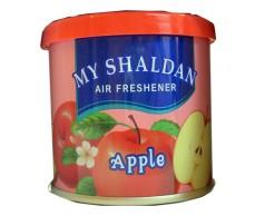 Illatosító My Shaldan apple (Gel-zselés,Japán) 80gr.