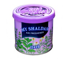 Illatosító My Shaldan herb (Gel-zselés,Japán) 80gr.