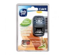 Illatosító Ambi Pur Car3 Anti-Tobacco készlet
