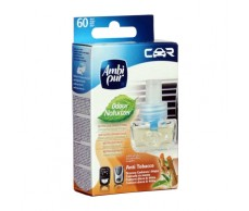 Illatosító Ambi Pur Car3 Anti-Tobacco utántöltő