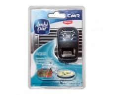 Illatosító Ambi Pur Car3 Aqua készlet