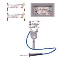 Akkumulátor terhelő villa 12V AT