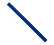 Ablakfólia szélvédőcsík 08x125cm. kék sötét  AKCIÓS
