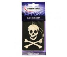 Illatosító Motip7926A Fresh Cars Sport /halálfej fekete