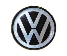 Embléma F&F 1db-os Volkswagen 76mm műgyantás
