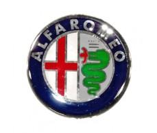 Embléma F&F 4db-os Alfa Romeo 54mm műgyantás