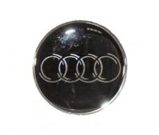 Embléma F&F 4db-os Audi 54mm műgyantás