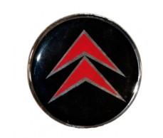 Embléma F&F 4db-os Citroen 52mm műgyantás