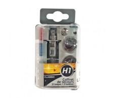 Izzókészlet 12V H1 Lightec 40003 7db-os