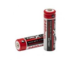 Akkumulátor tölthető 2400mAh Ni-MH (AA) NeXuS 18504 2db