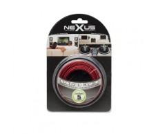 Hangszórókábel piros-fekete TP2x0,5mm  5m NeXuS20026x5