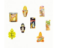 Illatosító Paloma csomag színes 8féle a csomagban