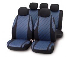 Üléshuzat Bottari10024 univ.9db-os Jaquard kék-fekete