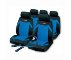 Üléshuzat Bottari17002 univ.9db-os+vv.+b.övp.kék-fekete