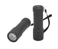 Elemlámpa  9 LED-es por- és cseppálló 18605